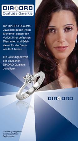 DIAORO Qualitäts-Garantie