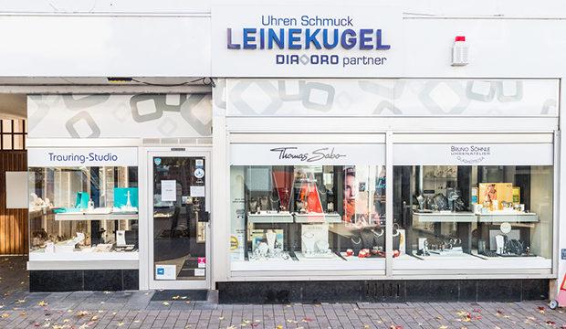 Foto von Uhren Schmuck Leinekugel